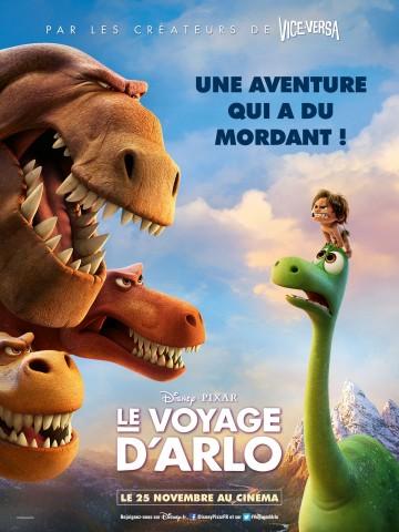 Affiche Voyage d'Arlo (Le)