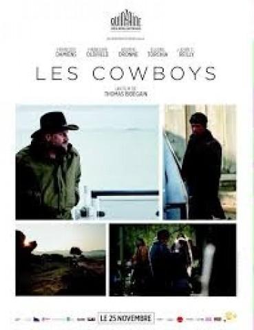 Affiche Cow-boys (Les)