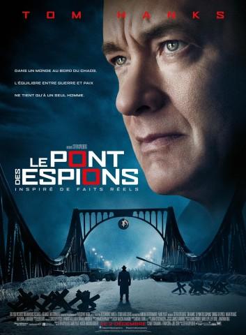 Affiche Pont des Espions (Le)