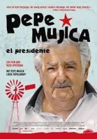 Affiche Pepe Mujica - El Presidente