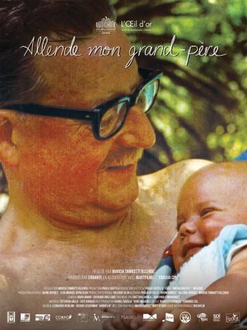 Affiche Allende mon grand-père