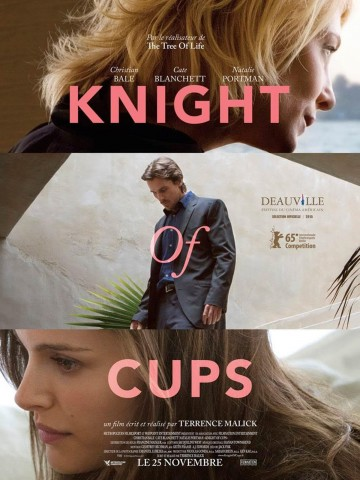 Affiche Knights of Cups