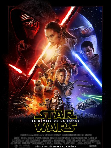 Affiche Star Wars: Le réveil de la force