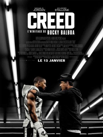 Affiche Creed – L'héritage de Rocky Balboa