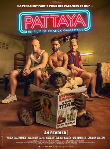 Affiche Pattaya