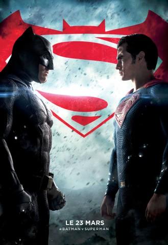 Affiche Batman v Superman: l'aube de la justice