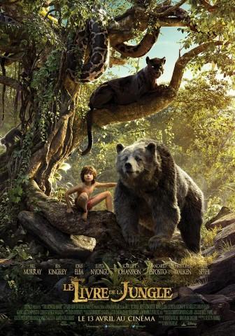 Affiche Livre de la Jungle (Le)