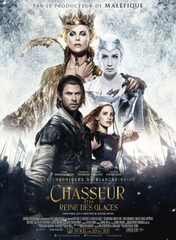 Affiche Chasseur et la Reine des glaces (Le)