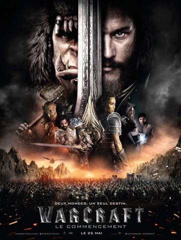 Affiche Warcraft : Le Commencement