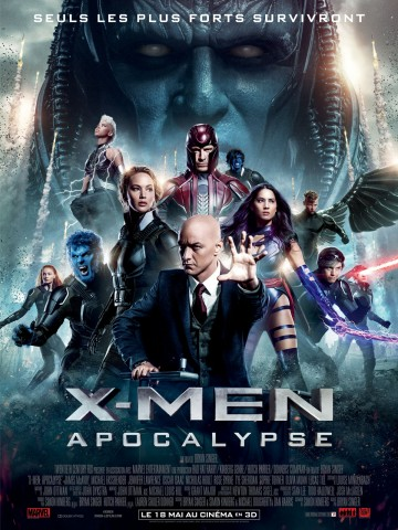Affiche X-Men: Apocalypse