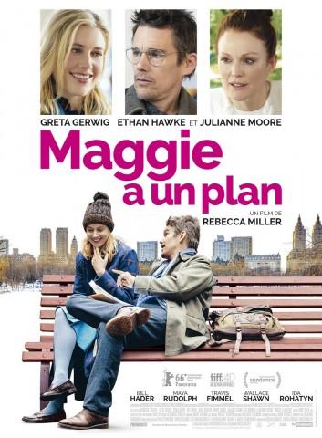 Affiche Maggie a un plan