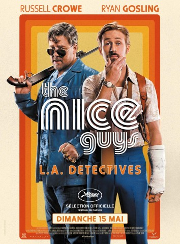 Affiche Nice Guys (The)