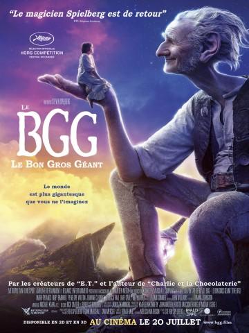 Affiche BGG (Le) - Le Bon Gros Géant - 3D