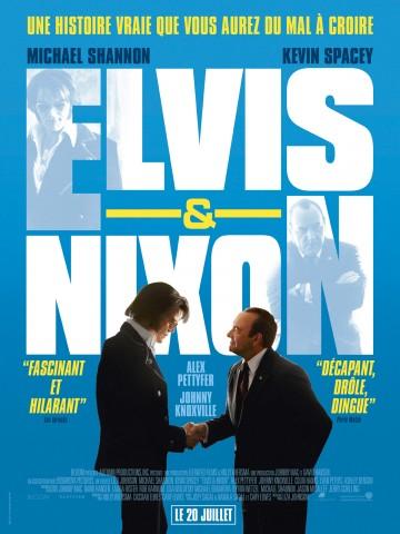 Affiche Elvis et Nixon