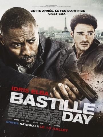 Affiche Bastille Day
