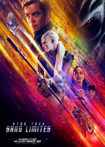 Affiche Star Trek sans limites