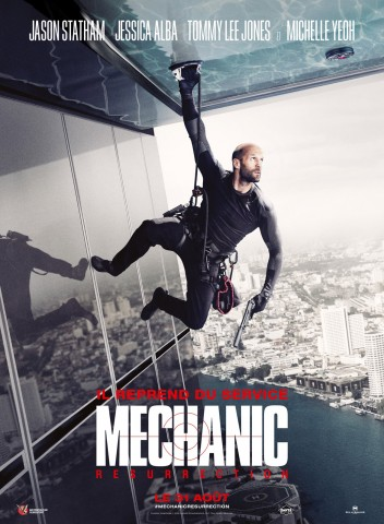 Affiche Mechanic Résurrection