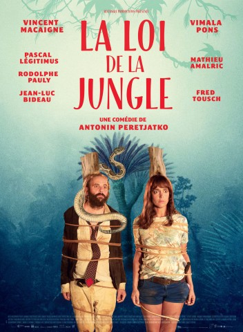 Affiche Loi de la jungle (La)