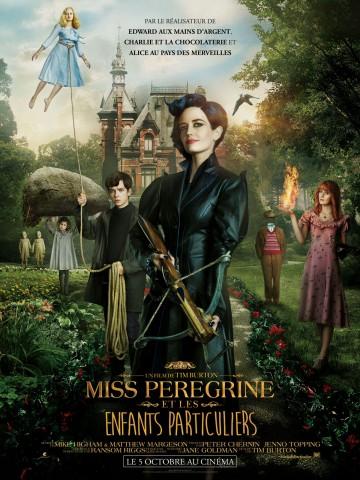 Affiche Miss Peregrine et les enfants particuliers - 3D