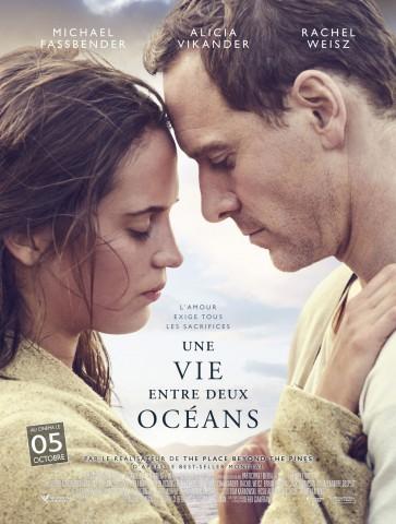 Affiche Vie entre deux océans (Une)