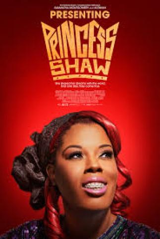 Affiche Princess Shaw