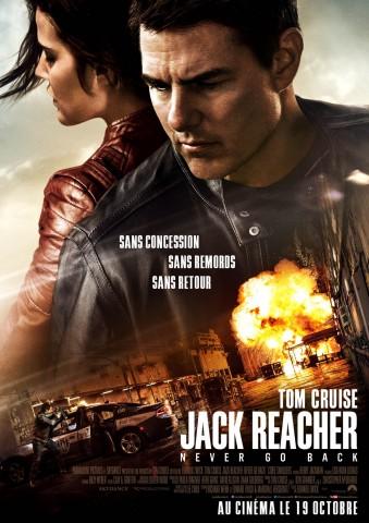 Affiche Jack Reacher : Never Go Back