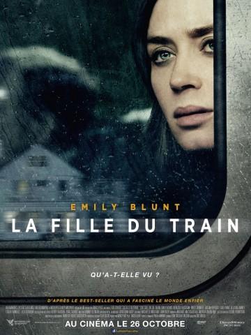 Affiche Fille du train (La )