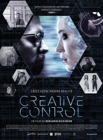 Affiche Creative Control