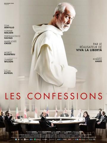 Affiche Confessions (Les)