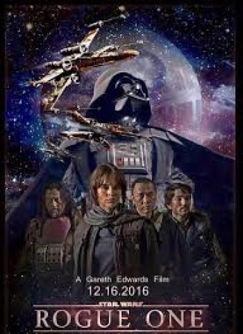 Affiche Rogue One. Une histoire de Stars Wars, 3D