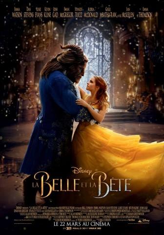 Affiche Belle et la Bête (La)
