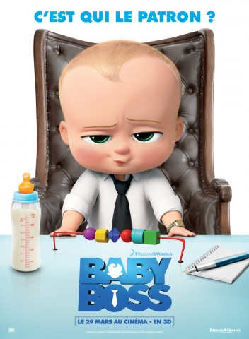 Affiche Boss Baby (The)