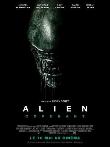 Affiche Alien : Covenant