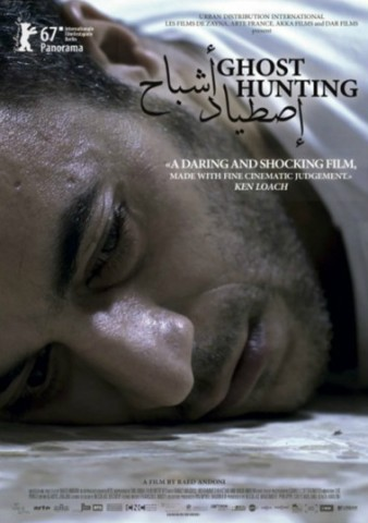 Affiche Ghost Hunting