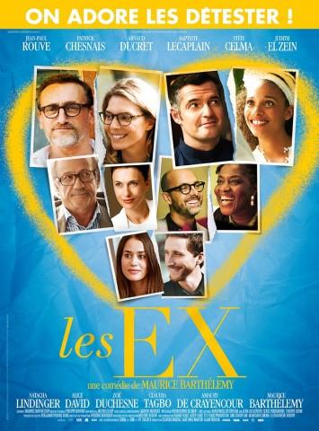 Affiche Ex (Les)