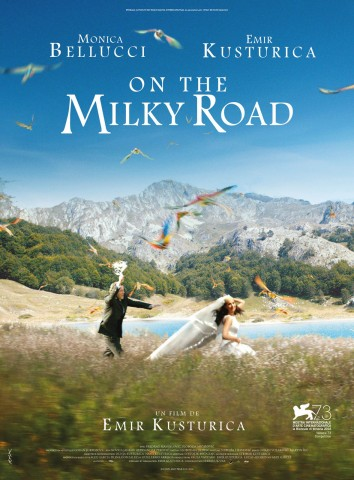 Affiche On the Milky Road