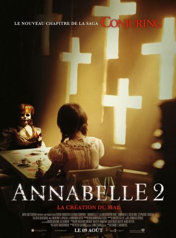 Affiche Annabelle 2: La création du mal