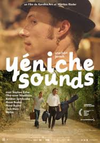 Affiche Yéniche Sounds