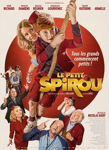 Affiche Petit Spirou (Le)