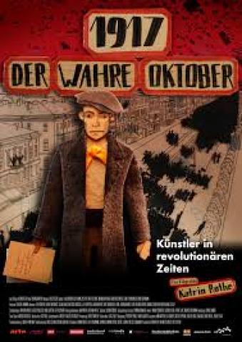 Affiche 1917 – La vérité sur Octobre