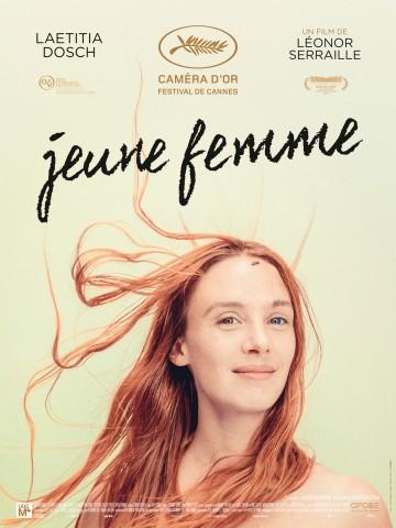 Affiche Jeune Femme