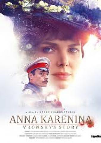 Affiche Anna Karenina (L'histoire de Vronsky)