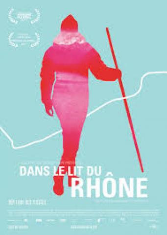 Affiche Dans le lit du Rhône