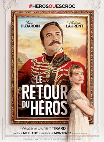Affiche Le Retour du Héros (Le)
