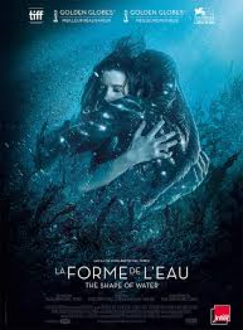 Affiche La Forme de l'eau - The Shape of Water
