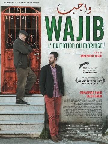 Affiche Wajib - L'invitation au mariage