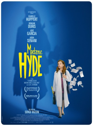 Affiche Madame Hyde