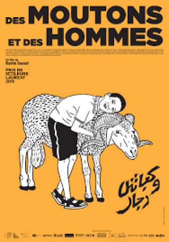 Affiche Des moutons et des hommes