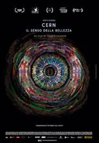 Affiche CERN et le sens de la beauté