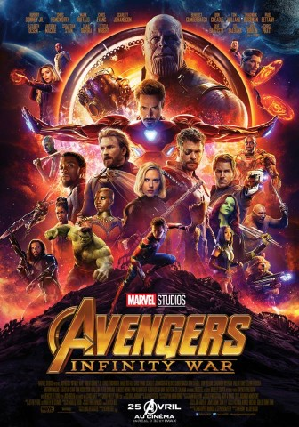 Affiche Avengers: Infinity War